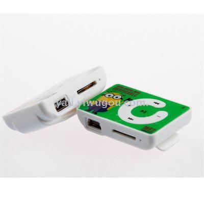 New mini portable MP3 player