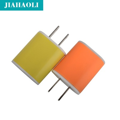 Factory wholesale Candy-colored cone Smartphone phone charger USB charger universal
