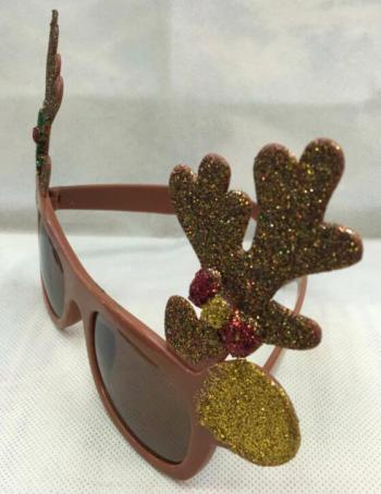 The factory direct selling dance fun glasses Al1731 antlers