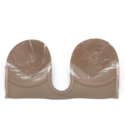 Europe and the United States chang sell a chip U sexy together with rims underwear silicone non-trace bra