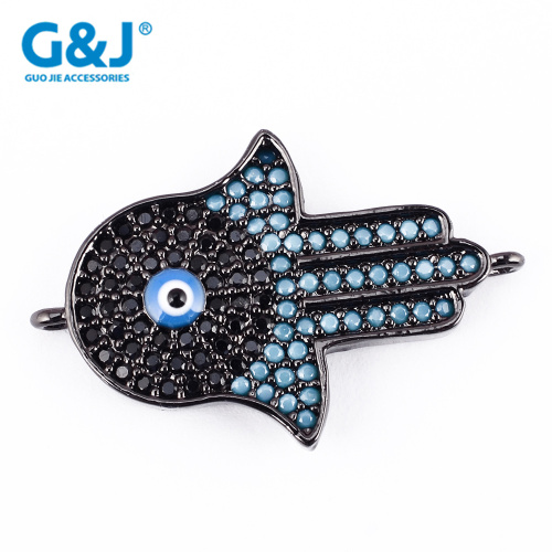 Jewelry accessories wholesale luxury micro - set of zircon earrings earrings earrings and accessories link buckle