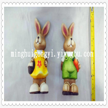 The new Easter party decoration Easter egg bunny spot wholesale