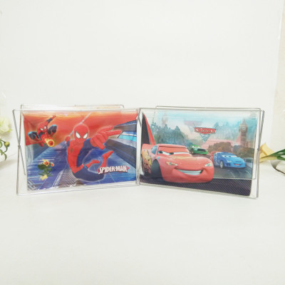 Supply The spider man automobile sundry frame composite stainless ...
