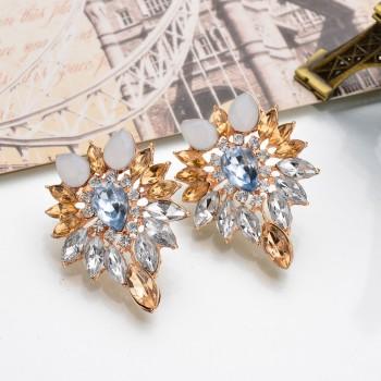 Earring ear nail earrings, fashion, European and American fashion