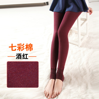 colored cotton leggings women are wearing a pair of trousers with a pair of long trousers and trousers of 350g