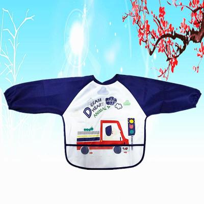 Baby cartoon anti-dressing children painting clothes baby clothes for the baby clothes