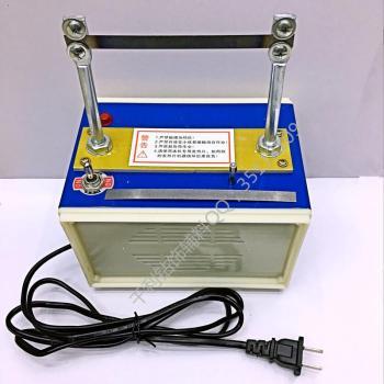 Tempering electric heat dissolving machine cutting ironing and pressing machine wash