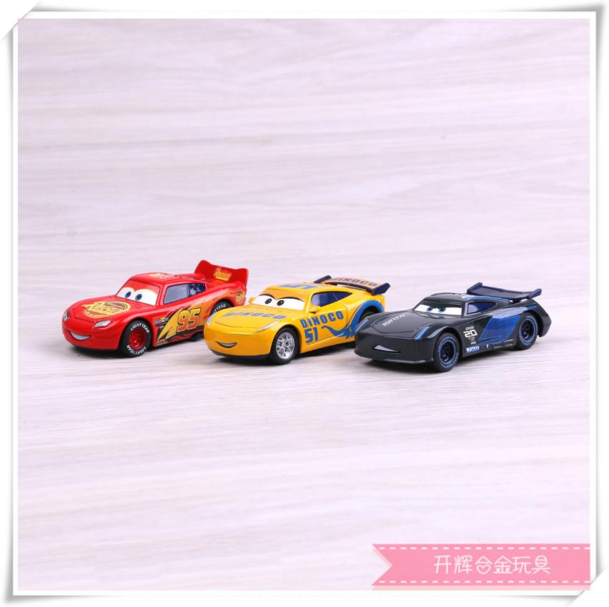 汽车总动车模儿童卡通车模玩具创意汽车模型玩具 _ 开