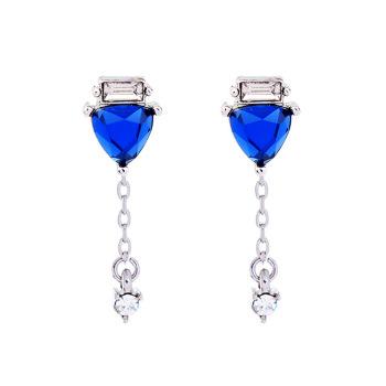 Crystal diamond crystal - diamond crystal diamond earrings earrings earrings, European and European fashion accessories