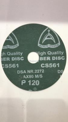 Majesta 5 inch fibre disc