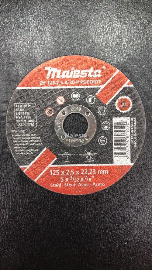 Majesta5 inch cutting wheel