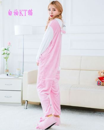 Flannelette pajamas cosplay costumes for the family