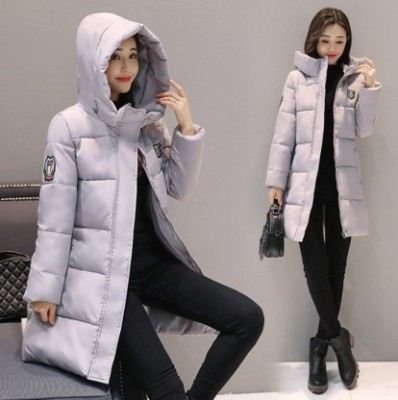 South Korean women's winter coat of winter coat of winter coat of cotton clothes student medium long cotton
