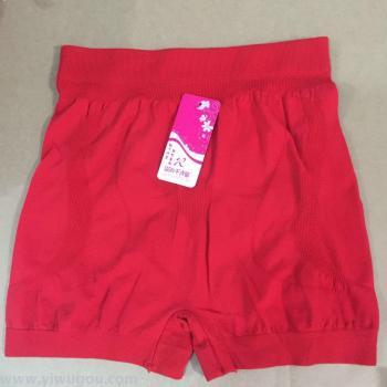 Cotton seamless waist increase Boxer Shorts explosion