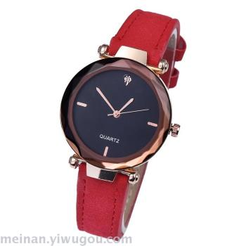The new hot crystal top ladies' watch
