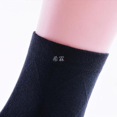 Men's winter extra thick warm socks with the tube socks in the stocking of the wholesale factory outlet