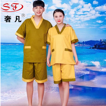 Factory direct sales wholesale sauna clothes, sweat, bath clothes, bath clothes bathing suit