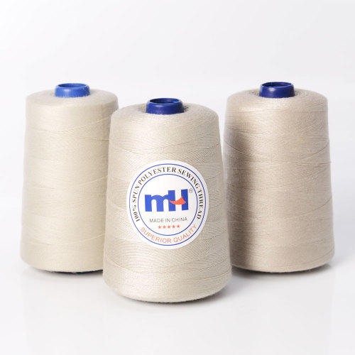 20s/3 100% Polyester Thread for Jeans Sewing 2000M