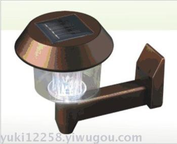 太阳能灯感应墙托灯 户外防水灯 庭院灯