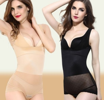 The beauty meter indented body plastic body clothes ladies receive the body underwear