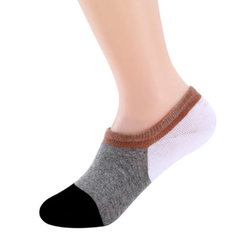 Men's hosiery socks all cotton socks for the color of popular socks for the sale of the source manufacturers