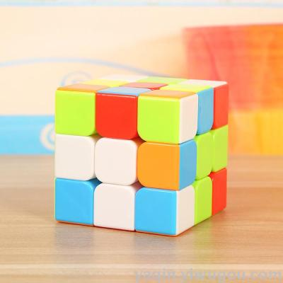 Manufacturer's direct selling puzzle toy 3 the magic cube of the third order rubik's