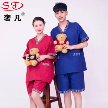 Sweated bathing suit and bathing suit for men and women.