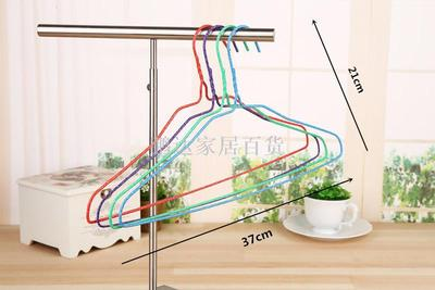 Soak plastic clothes rack wholesale adult clothes rack clothes rack manufacturer direct sale.