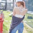 In spring 2018, a new bra for women's underwear is worn.