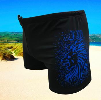 The new swimsuit men's pingjiao comfortable swimsuit swimsuit swimwear factory direct sale.