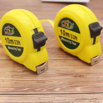 10 meters drop resistant wear-resistant steel tape measuring tape 10 yuan store source