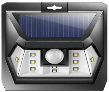 12LED solar induction lamp solar wall lamp hot style solar induction lamp.