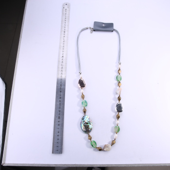 Fashion ladies' long necklace.
