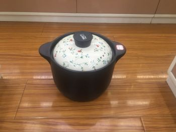 King kong clay pot (rococo) clay pot (rococo) high temperature 880 degree soup clay pot.