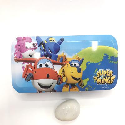 包邮正品迪士尼超级小飞侠密码文具盒