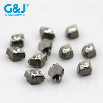 Supply various lentil point A decorative accessories electroplating acrylic drill.