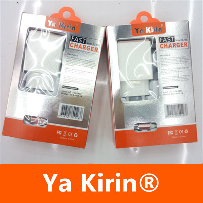 Ya KirinQL-103 high quality 2.1A mobile fast charging suit in stock.
