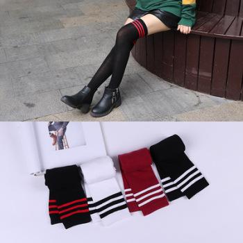 Three bar stockings, stockings, and stockings.