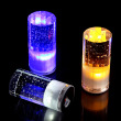 LED crystal bar lamp light bar LED small night light.