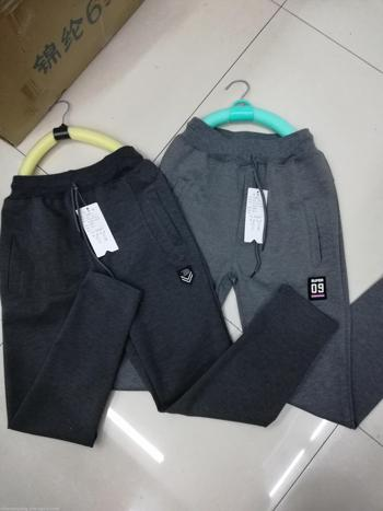 Children's trousers and sports pants 2018 tide.