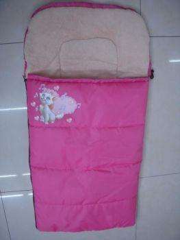 婴儿睡袋,宝宝睡袋,双面珊瑚绒睡袋