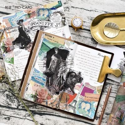 【包邮】和纸胶带复古摩登时代手帐日记相册DIY装饰贴20cm*5m
