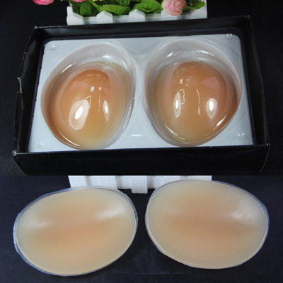 Silicone breast implant breast prosthesis