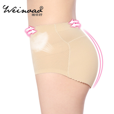"The innovation of waist - to - hip buttocks and buttocks seamless ""women 's underwear seamless fake, buttocks breathable buttock underwear."