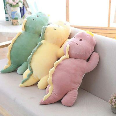 The dinosaur doll, toy, birthday present,girl, down cotton