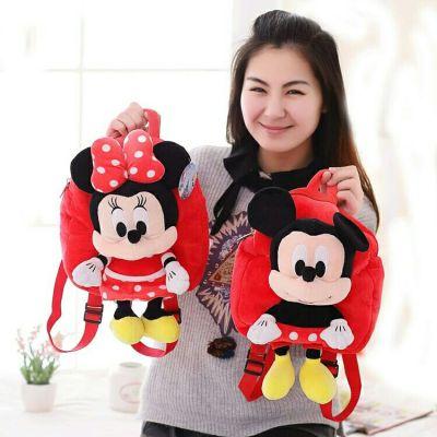 Disney backpack, Mickey & Minnie,birthday gift