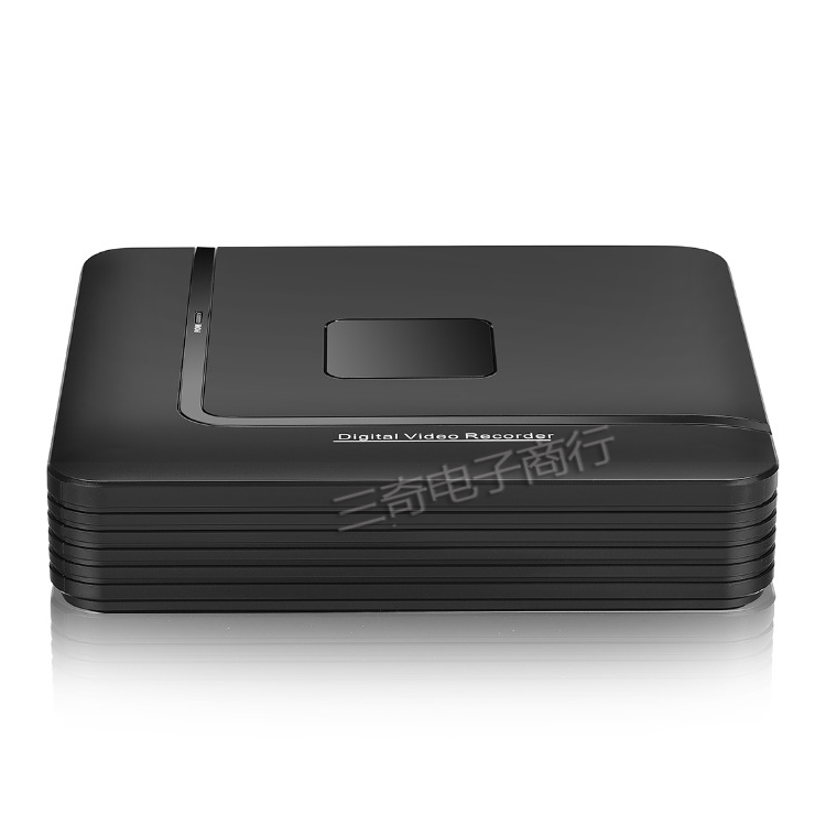 48V IEE802.3af Active PoE NVR Recorder Motion Detect Alarm Security Surveillance NVR 4CH 1080P With 4CH PoE Port 48V