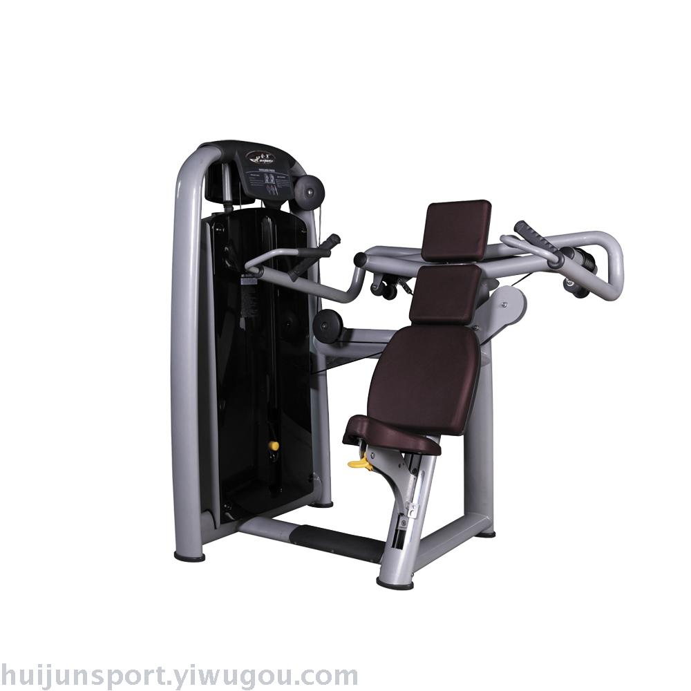 Will sit shoulder press exercise equipment fitness gym fitness equipment