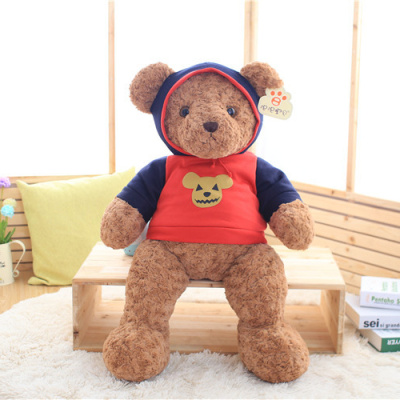 New design hot selling super soft and comfortable popular eco-friendly teddy bear plush toy