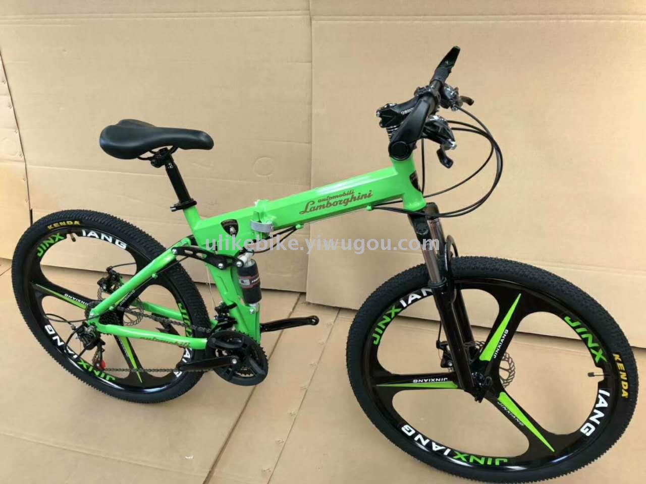 Supply Bicycle 26 inch 21 speed mountain bike high carbon steel ...